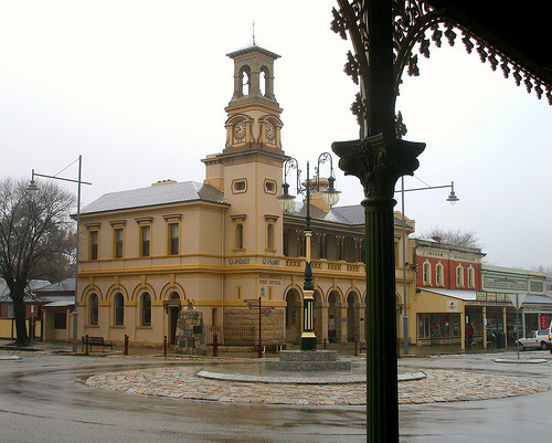 Beechworth Post Office, Beechworth, Victoria (image)