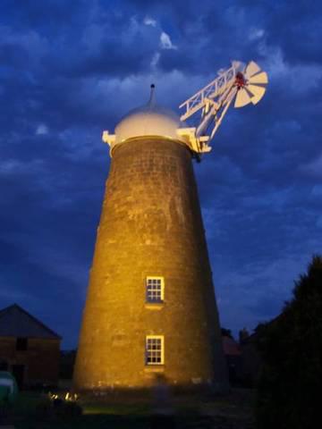 Callington Mill, Oatlands, Tasmania (image)
