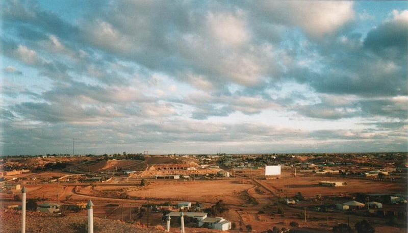 Coober Pedy - General View - image