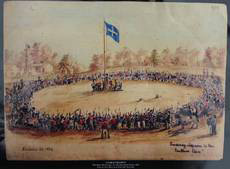 Eureka Stockade pledge image