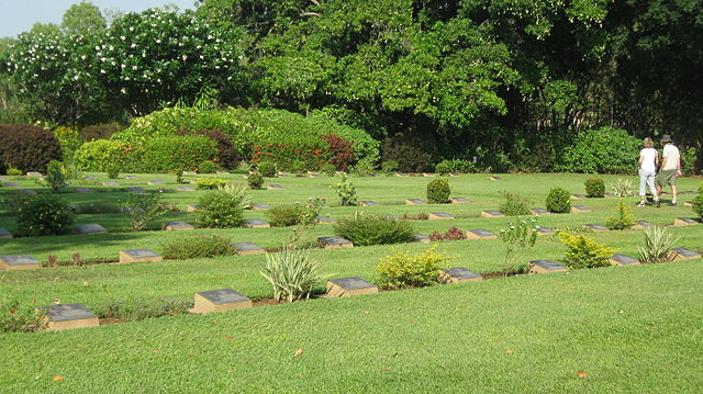 Adelaide River War Cemetery (image)