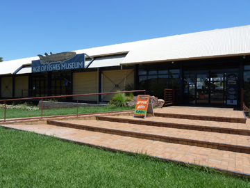 The Age of Fishes Museum, Canowindra - exterior view (image)