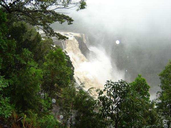 Barron Falls, Atherton Tableland, Queensland (image)