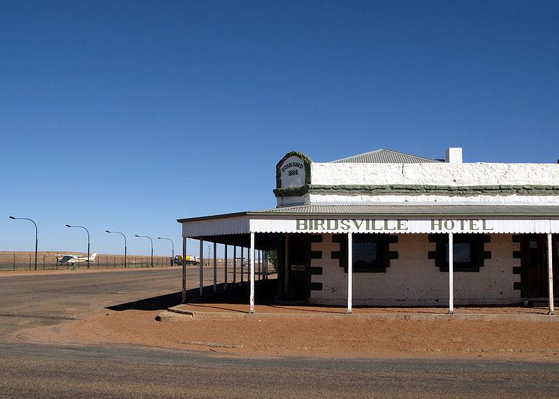 Birdsville Hotel, Birdsville, Queensland (image)