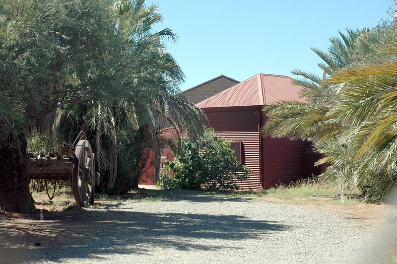 Afghani Mosque, Broken Hill, NSW (image)
