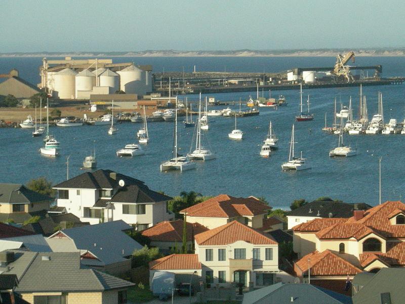 Bunbury - Old Port (image)