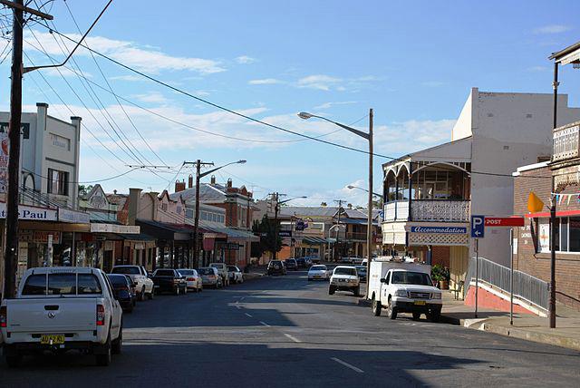 Gaskill Street, Canowindra (image)