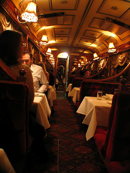 Colonial Tramcar Restaurant, Melbourne (image)