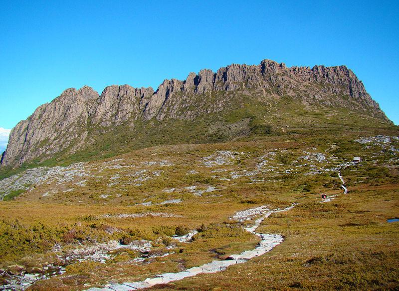 Overland Track, Cradle Mountain, Tasmania (image)