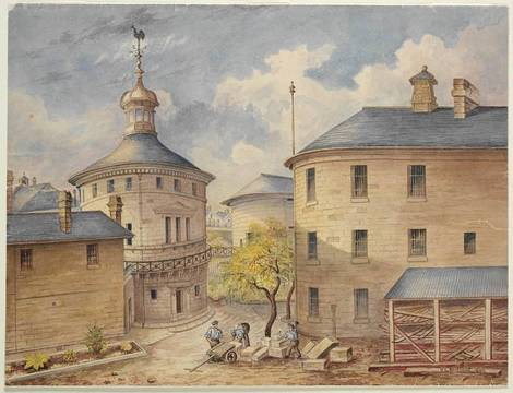 Darlinghurst Gaol (image)