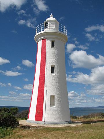 Devonport Lighthouse, Tasmania (image)