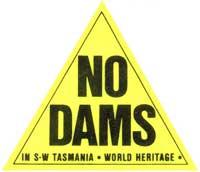 Franklin Dam, Tasmania (image)