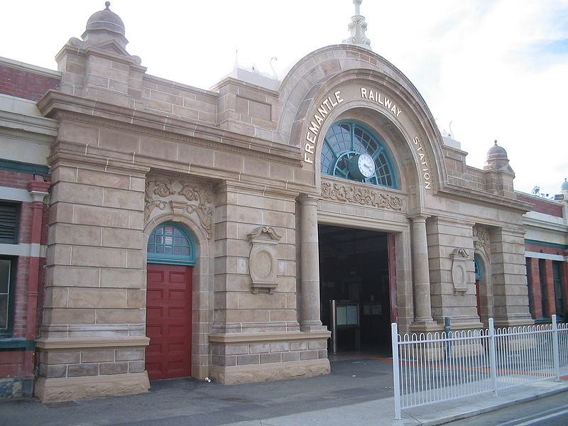 Fremantle Railway Station (image)