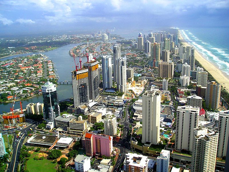 Surfers Paradise, Gold Coast, Queensland (image)