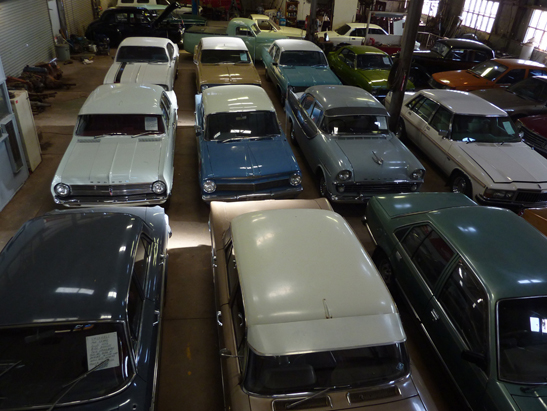 Canowindra Motors Holden Museum collection (image)