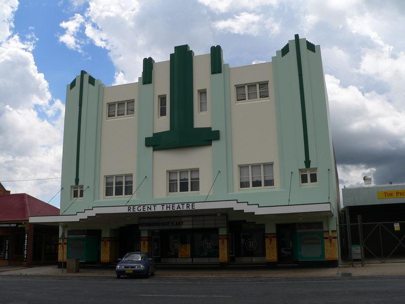 Regent Theatre, Mudgee (image)