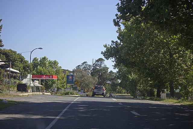 Barton Highway, Murrumbateman (image)