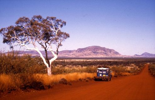 Hamersley Ranges, Pilbara, Western Australia (image)