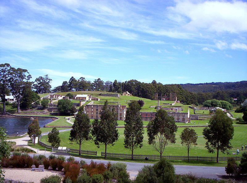 Port Arthur, Tasmania (image)