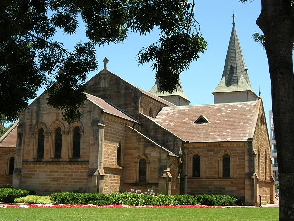 St. John's Cathedral, Parramatta (image)