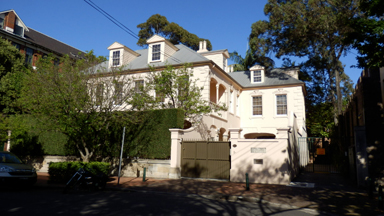 Stoneleigh, 1A Darley Street, Darlinghurst (Phillip Adams's old house) (image)