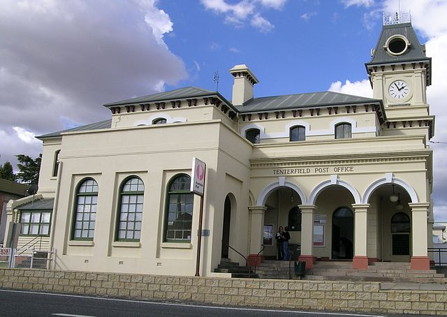 Tenterfield Post Office (image)