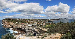 The Gap, Watsons Bay, Sydney (image)