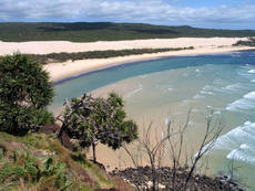 Indian Head, Fraser Island (image)
