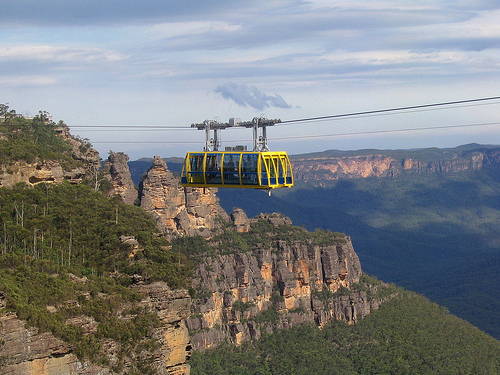 Katoomba Skyway (image)