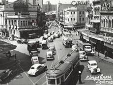 Kings Cross, Sydney, 1950 image'