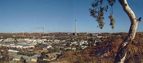 Mount Isa, Queensland (image)