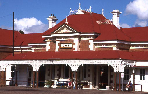 Mudgee Railway Station (image)