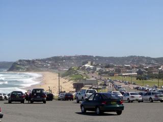 Bar Beach, Newcastle, NSW (image)