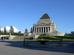 Shrine of Remembrance, Melbourne image