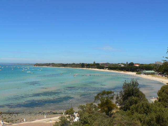 Sorrento Beach, near Melbourne, Victoria (image)