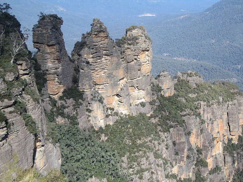 The Three Sisters, Katoomba NSW image