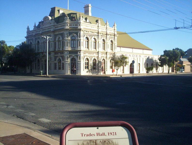 Trades Hall, Broken Hill image