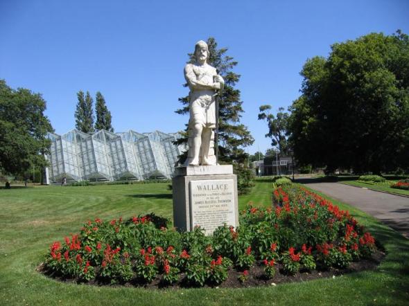 William Wallace statue, Ballarat Victoria Australia image