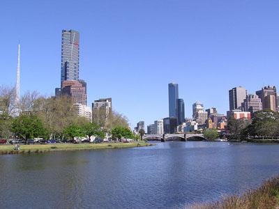 Yarra River, Melbourne image